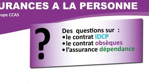 NOUVEAU : Un Chargé assurances répond à vos questions